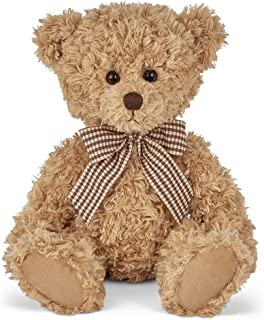 Bearington Theodore Brown Plush Stuffed Animal Teddy Bear, 17 inches