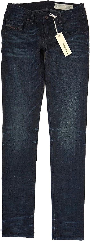 Diesel Women's Grupee 0RZ55 Super SlimSkinny Jeans