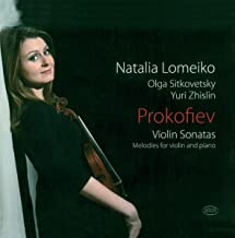 Prokofiev:Violin Sonatas