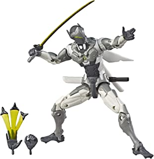 "Best Overwatch Ultimates Series Genji (Chrome) Skin 6""-Scale Collectible Action Figure with Accessories - Blizzard Video Game Character (Amazon Exclusive) Review"