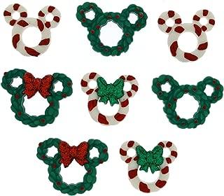 Dress It Up 8237 Disney Button & Embellishments, Wreaths & Canes