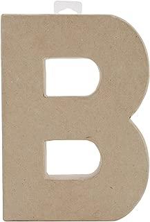Paper-Mache Letter 8