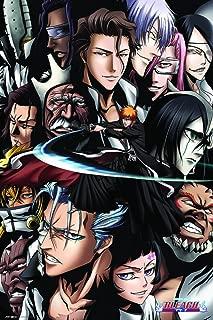 Pyramid America Bleach Ichigo VS Espadalcon Anime Manga Japanese Japan Cartoon Comics Series Cool Wall Decor Art Print Poster 24x36