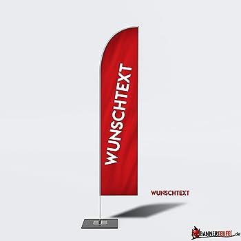 Beachflag Sonnenstudio ca 275cm Werbung Solarium Fahne Banner Flagge square 588K