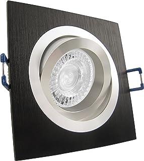 Unter- & Einbauleuchten HviLit Super Helle Deckenstrahler Eingebettet Kommerziellen Dekor Ultradünne Flachbildschirm Einbaudownlight Haushalt Energiesparende LED-Panel Deckenleuchten Für Flur Gang