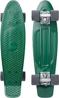 Penny Cruiser 22' Skateboard Unisex Adulto, Verde (Dark Forest), 22 IN
