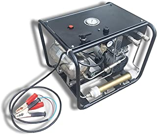 HPDMC Oil-Free Hookah Dive System Third Lung Serface Vacuum Pump for Snorkeling (550W)