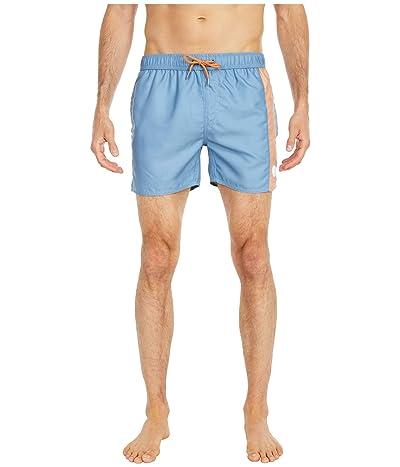 NATIVE YOUTH Dinamo Swim Shorts (Blue) Men