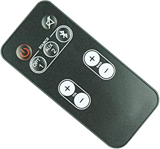 HCDZ Replacement Remote Control for Polk Audio FR1 Sound Bar Speaker System