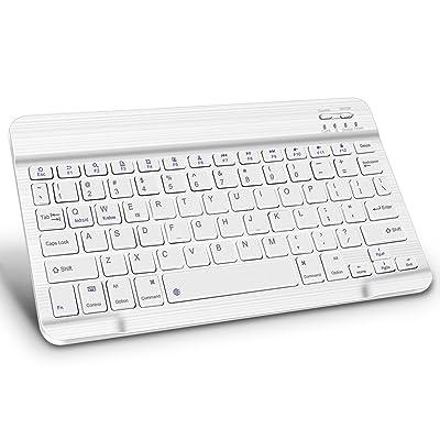 Wireless Keyboard - Tsmine Universal Ultra-Slim...