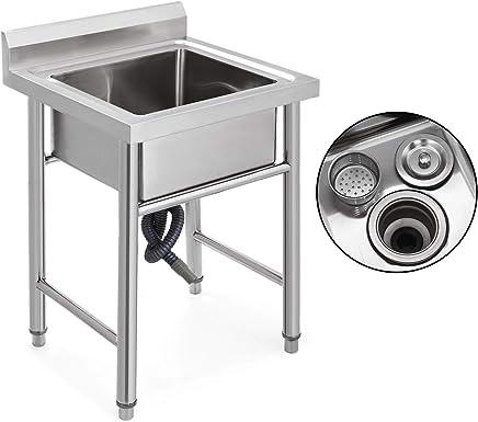 Amazon.it: lavello cucina con mobile - Lavelli da cucina / Impianti ...