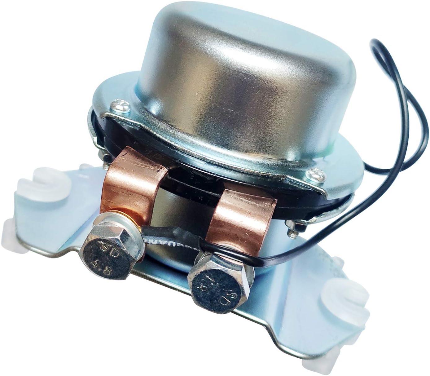KRRK-parts 通信販売 24V Battery Relay AT154229 John fits for Deere 当店は最高な サービスを提供します Loader