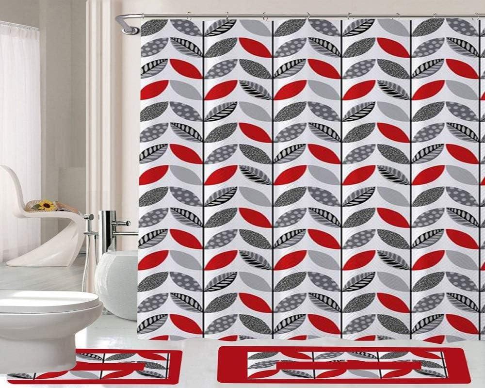 Daniel's Bath Detroit Mall Beyond Limited Special Price 15 Pc Shower Carmella Set Curtain Bathset