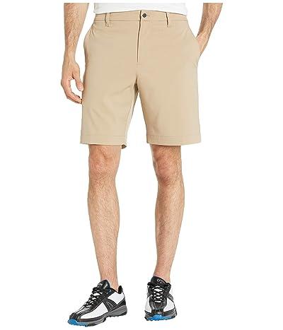 Callaway 9 Stretch Solid Shorts (Chinchilla) Men