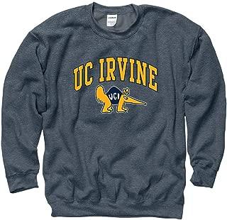 Shop College Wear UC Irvine Anteaters Men's Sweatshirt-Charcoal