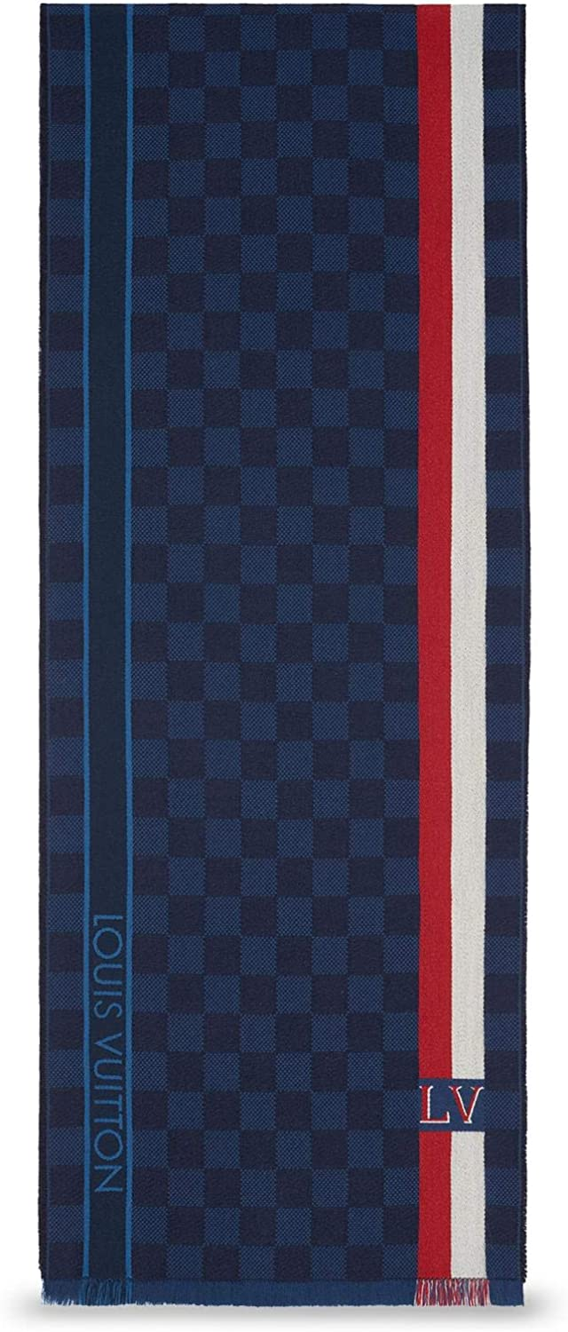 Louis Vuitton Messager Damier Scarf Mail order cheap New sales