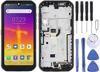スマートフォン交換部品 Blackview BV9900用液晶画面とデジタイザのフルアセンブリ
