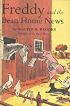 Freddy and the Bean Home News (Freddy the Pig)