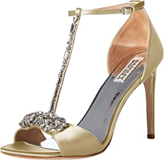 Badgley Mischka Women's Pascale Heeled Sandal