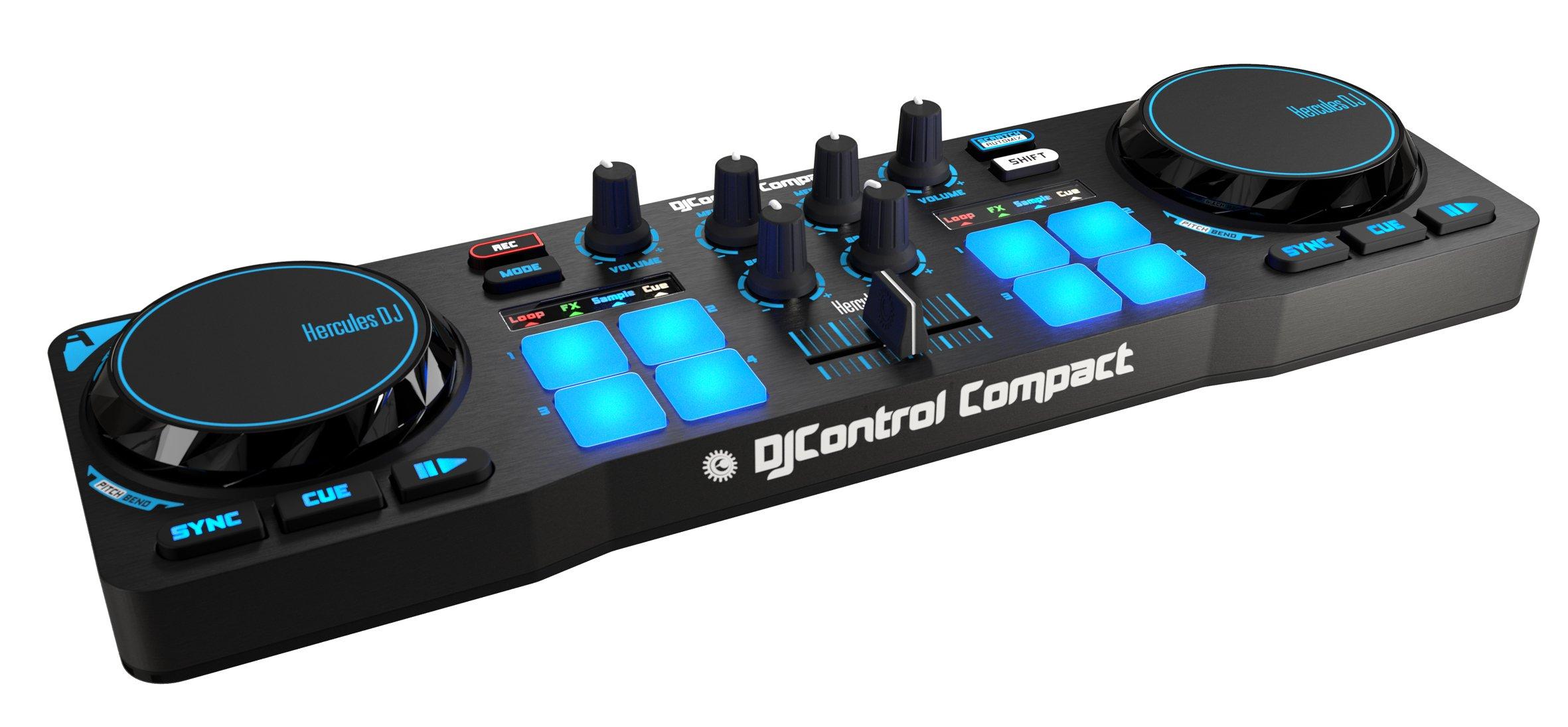 Hercules DJCONTROL COMPACT DJControl Compact