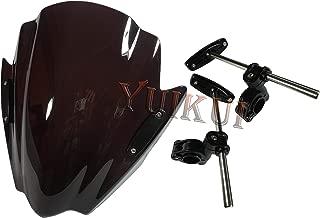 Motorcycle Universal Windshields 7/8