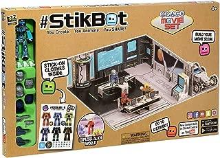 Hog Wild Stikbot Space Movie Studio