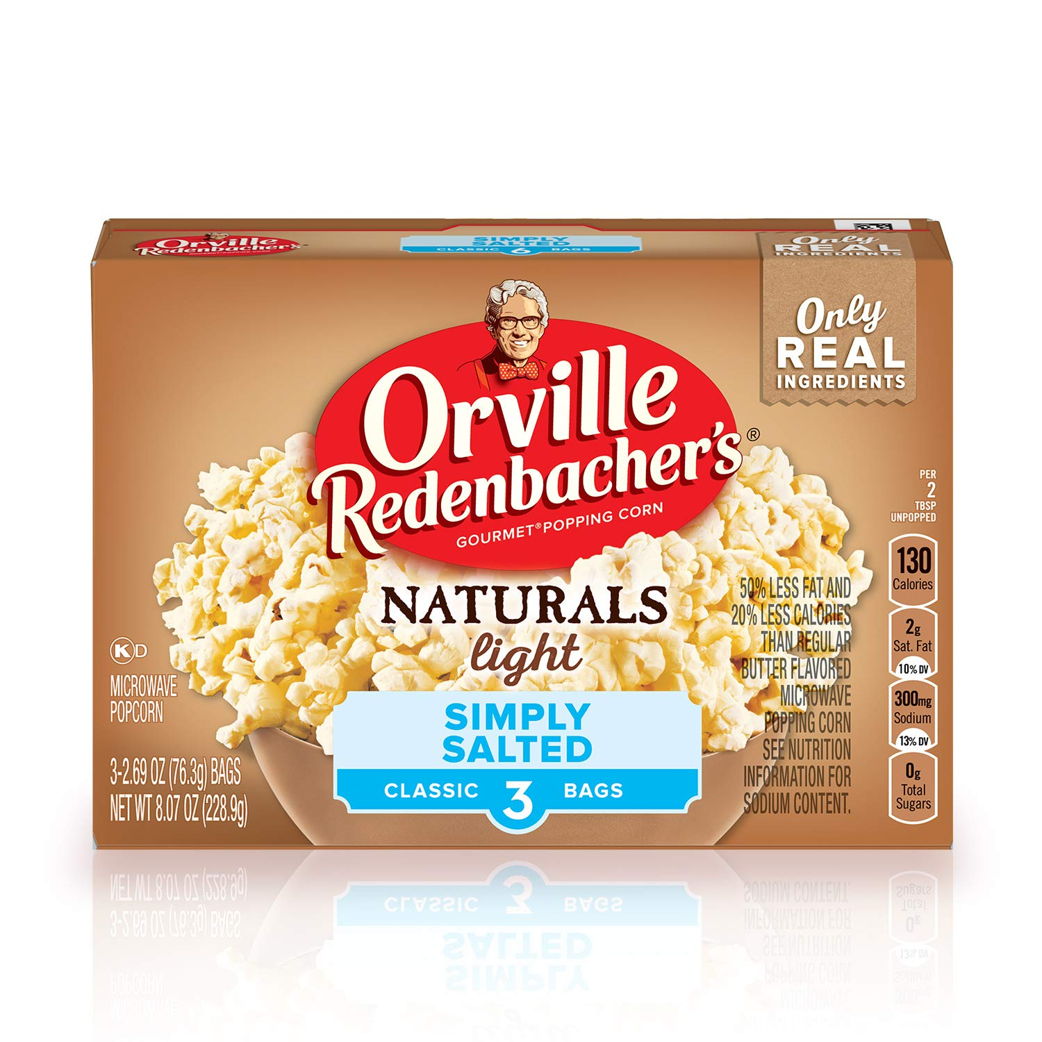 Orville Redenbacher's Naturals Light Salted Clas online shopping Popcorn Simply Colorado Springs Mall