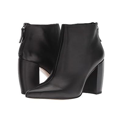 Kenneth Cole New York Alora Bootie (Black Leather) Women