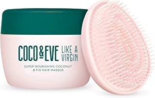Coco & Eve Like a Virgin Hair Masque. Super Nourishing Coconut & Fig Hair Mask and Deep Conditioning Hair Treatment