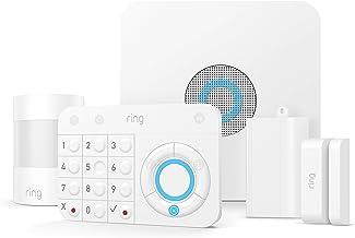 زنگ هشدار زنگ خانه امنیت سیستم: امنیت کل خانه با نظارت حرفه ای 24/7 اختیاری، هیچ تعهد بلند مدت، بدون هزینه لغو