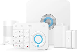 Ring Alarm 5 Piece Kit – Home Security System with optional 24/7 Professional..