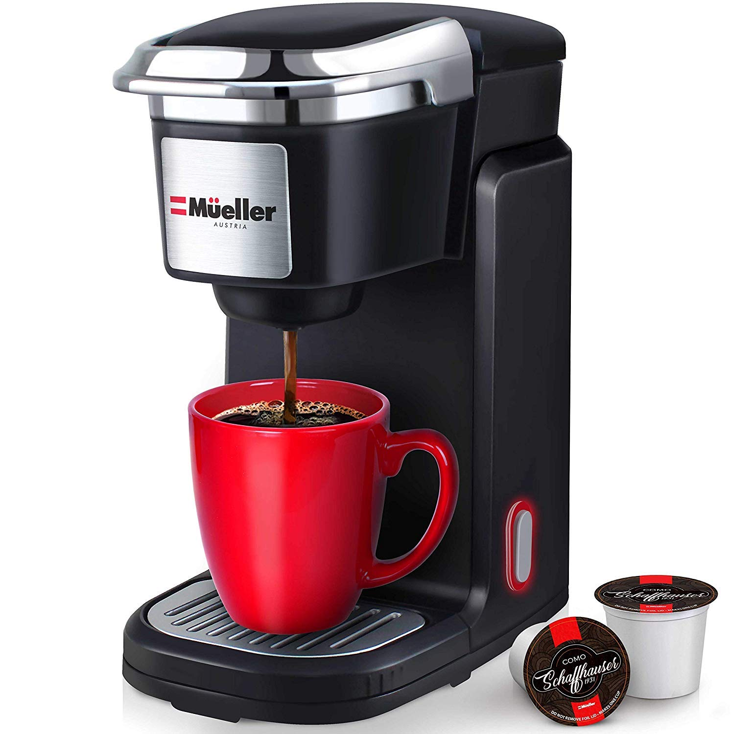 Mueller KCupCompatible Single Cup Brewer