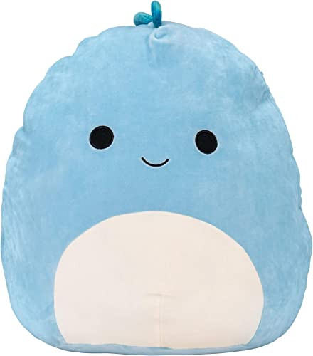 """wholesale Squishmallow Official Kellytoy lowest Plush 16"""" Brody The Blue Dino- lowest Ultrasoft Stuffed Animal Plush Toy outlet online sale"""