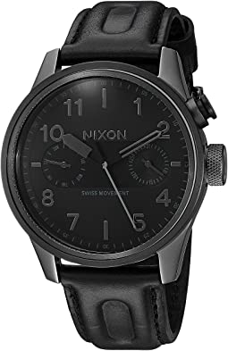 Nixon - The Safari Deluxe Leather