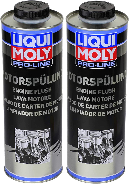 Liqui Moly 31015593 2425 Pro Line Proline Motorspülung 2 X 1l Auto