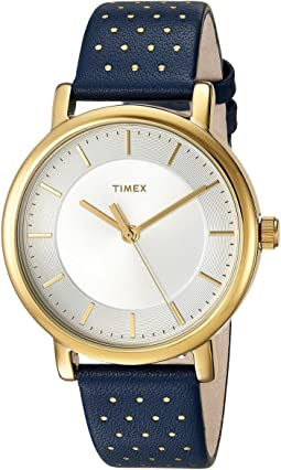 Timex - Originals Leather Strap