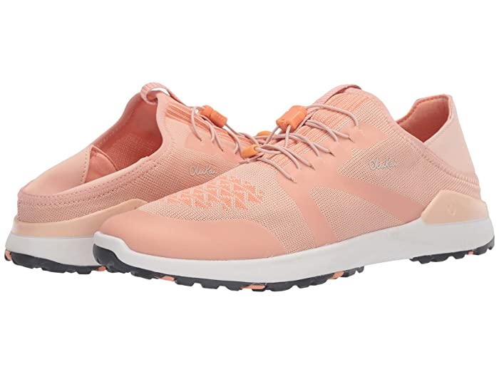 Miki Trainer  Shoes (Pink Sand/Cantaloupe) Women's Shoes