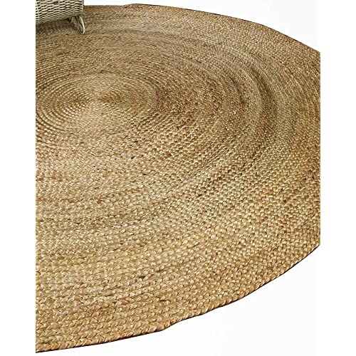 Round Braided Rug Amazon Com