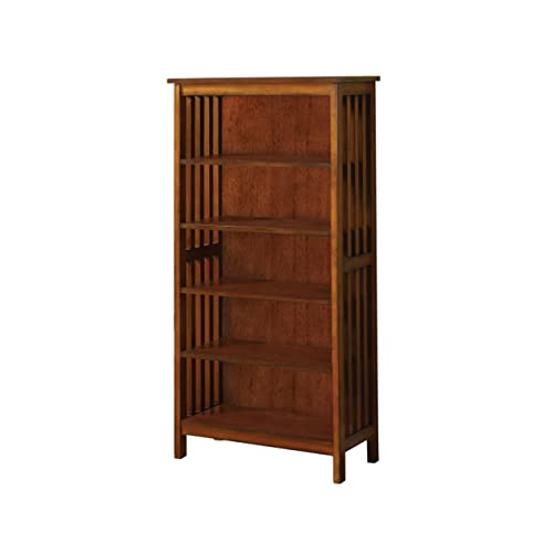 Mission Bookcase Amazon Com