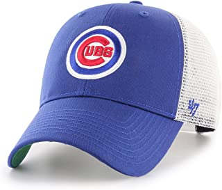 4d6f56c4617  47 Brand Snapback Cap - Branson Chicago Cubs Royal ·