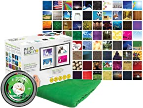 Westcott 417 Illusions Photo Screen Lite Software - Green