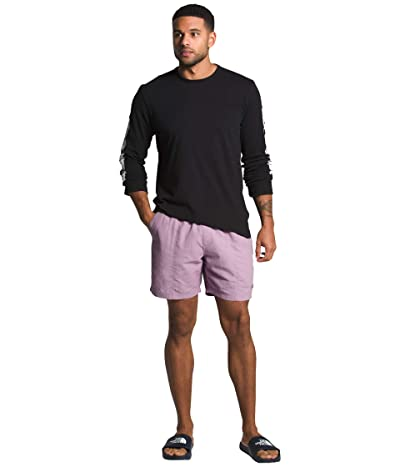 The North Face Class V 7 Pull-On Trunks (Lavender Mist) Men