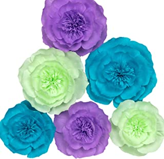 Best purple blue and green wedding flowers Reviews