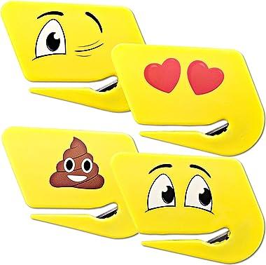 Uncommon Desks Emoji Letter Openers - (4 Pieces)