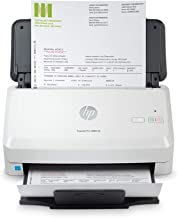 $439 » HP ScanJet Pro 3000 s4 Sheet-Feed Scanner (6FW07A), Light Grey, Small