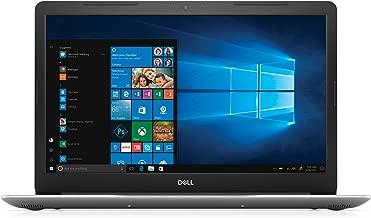 Dell i5770-7449SLV-PUS Inspiron 17 5770 Laptop, FHD LED-Backlit Display, 8th Gen Intel Core i7 Proc, 8GB Memory, 128GB SSD+1TB HDD, AMD Radeon 530, 17.3