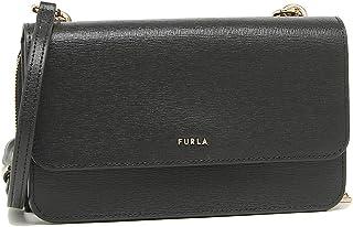 [フルラ]ショルダーバッグ リーヴァ MINI お財布ショルダー ブラック レディース FURLA EAZ9LDO B30000 O6000 [並行輸入品]
