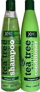 Xpel hair care - Xhc juego de árbol de té hidratante champú + acondicionador 400ml