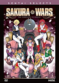 Sakura Wars TV/ [DVD] [Import]