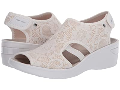 Bzees Dream (White Lace) Women